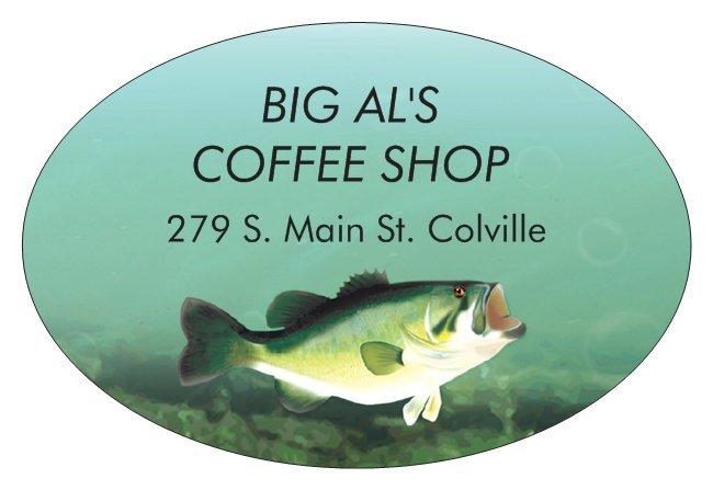 Big AL's Coffee Shop: 279 South Main St, Colville, WA