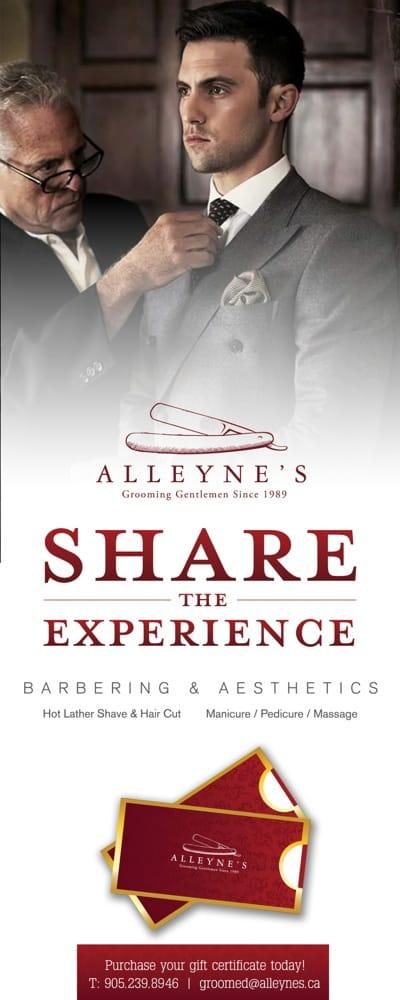 Alleyne's Gentlemen's Grooming Centre