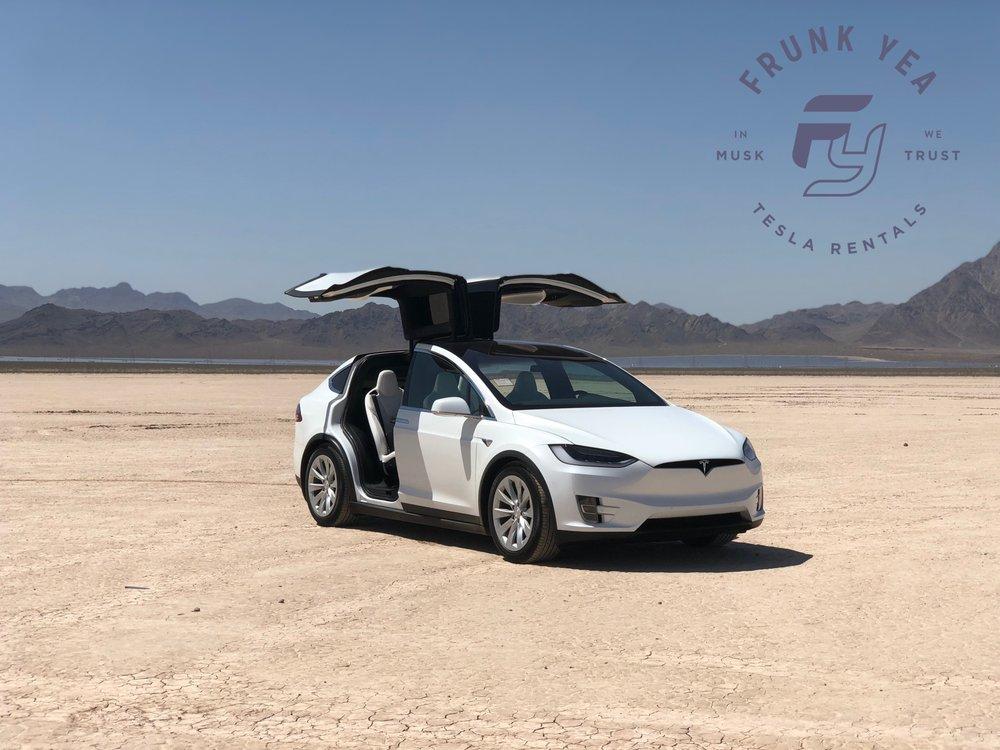 FrunkYea Tesla Rentals: 3010 N Blvd, Tampa, FL