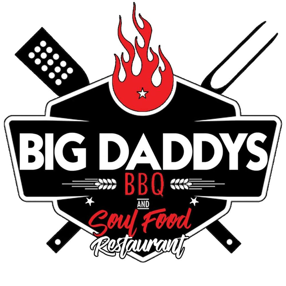 Food from Big Daddy's BBQ and Soulfood
