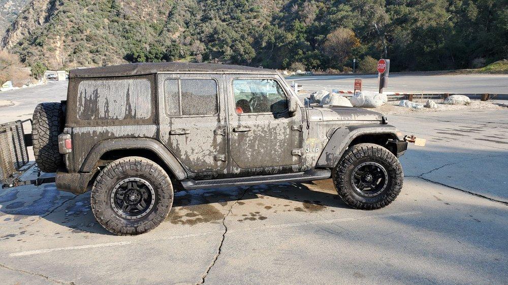 San Gabriel Canyon OHV: 110 N Wabash Ave, Glendora, CA