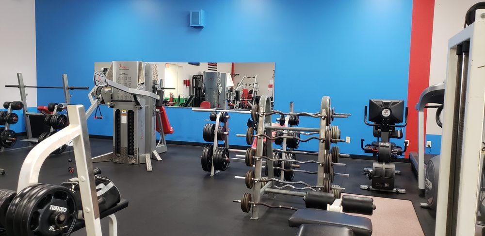 Live FIT Gym: 307 B Civic Ave, Salisbury, MD