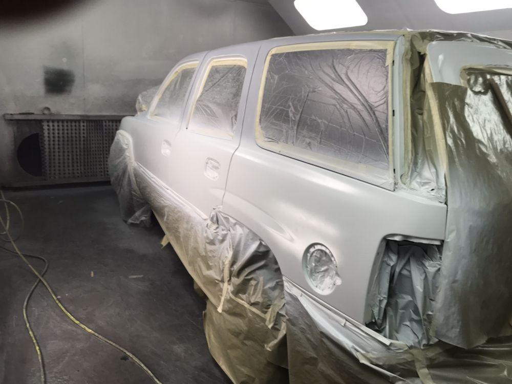 Michael's Auto Body: 319 Commerce Ct, Winter Haven, FL