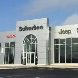 suburban chrysler dodge jeep ram of ann arbor 24 reviews car dealers 3900 jackson rd ann. Black Bedroom Furniture Sets. Home Design Ideas