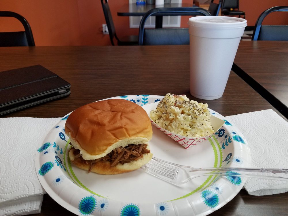 Photo of Duke's Doggs and BBQ: Easley, SC