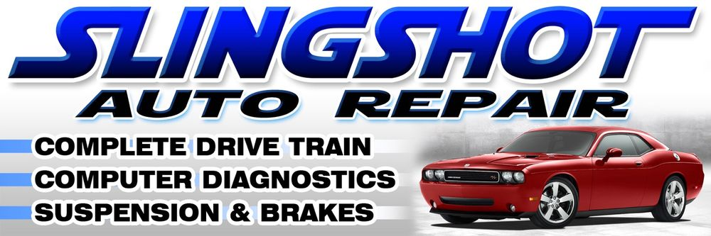 Slingshot Auto Repair: 1305 Jackson St, Fort Smith, AR