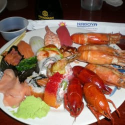 Nagoya Closed 55 Photos 147 Reviews Anese 804 S Rt 59 Seafood Catch 35 Naperville Il Restaurant Opentable