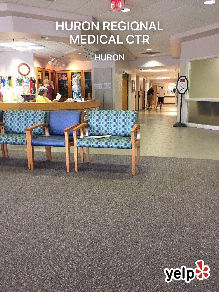 Huron Regional Medical Center: 172 4th St SE, HURON, SD