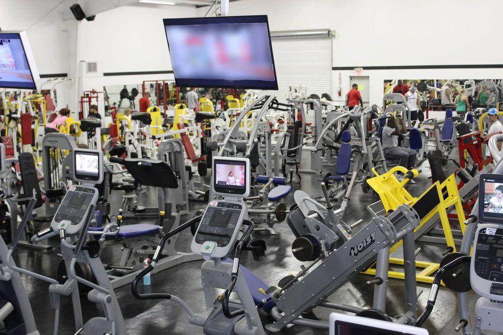 Wyatt's Gym
