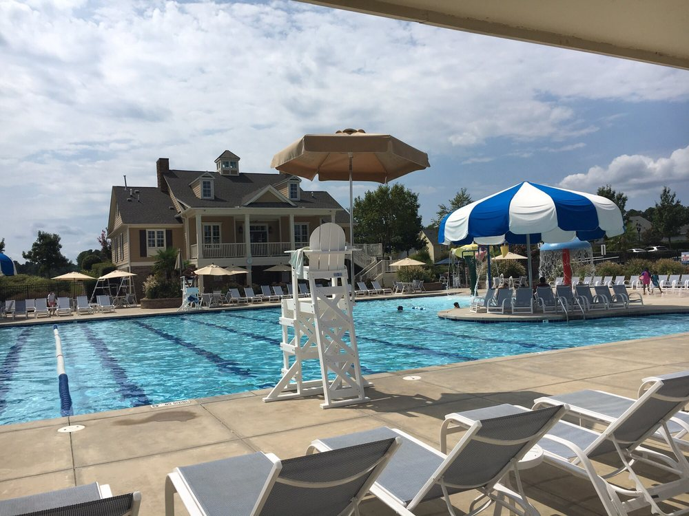 Twin Lakes Pool: 1002 Lake Grove Blvd, Cary, NC