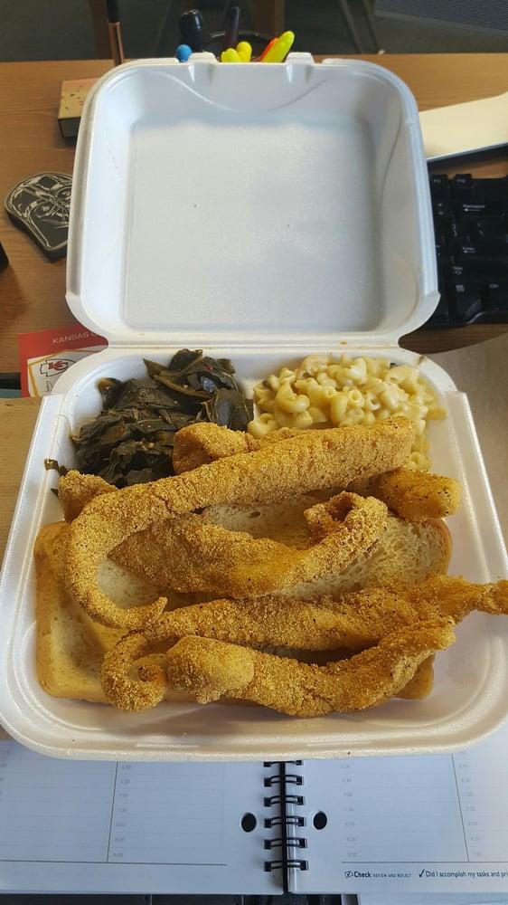 Lutfi's Fried Fish: 794 SW US Hwy 40, Blue Springs, MO