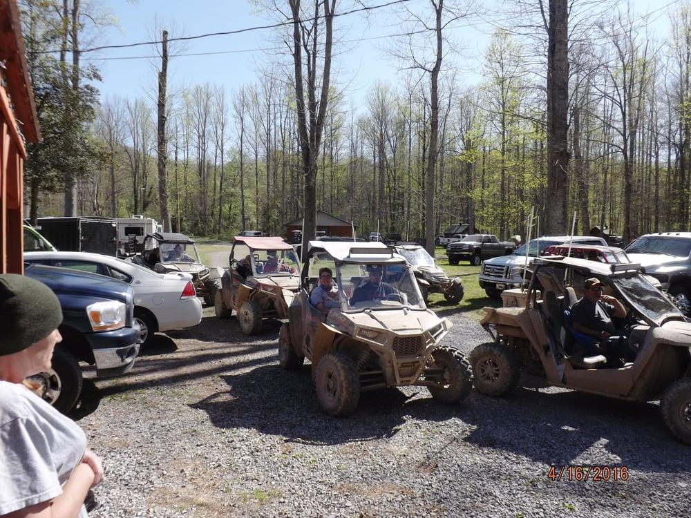 Windrock Gap Campground