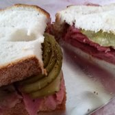 Photo Of Birley Sandwiches London United Kingdom Salt Beef Sandwich