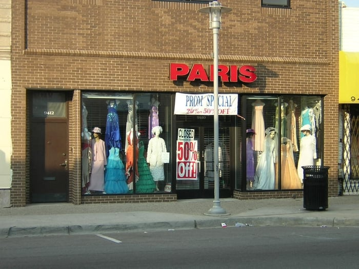 Clothing stores in cadillac mi