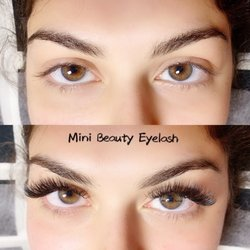 3e9e1d9843e Photo of Mini Beauty Eyelash - Pasadena, CA, United States. 3D Volume lashes