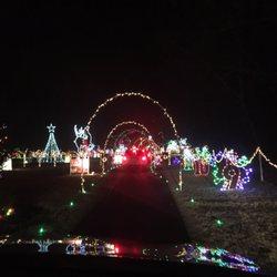 lebanon christmas lights