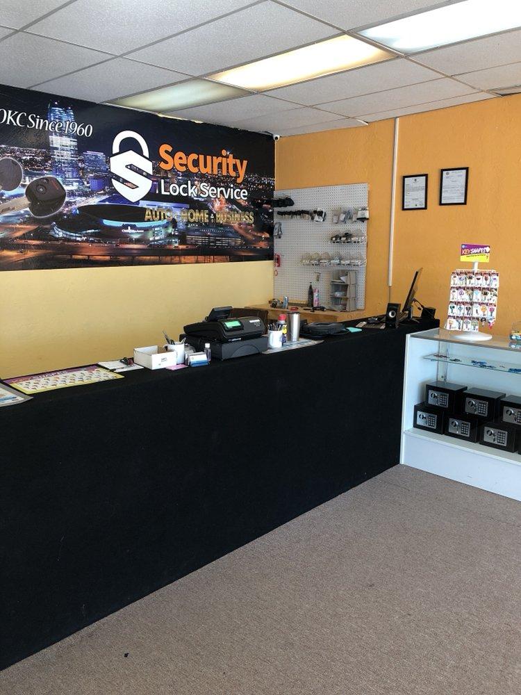 Security Lock Service