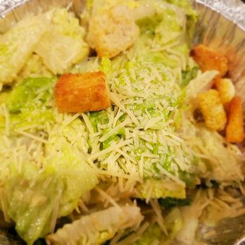 Image result for Pizza Hut personal caesar salad free image well done