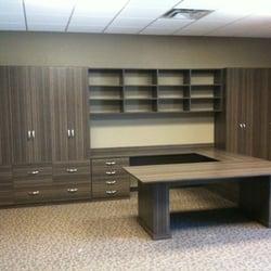Photo Of Carolina Closets   Fletcher, NC, United States. Home Office Design