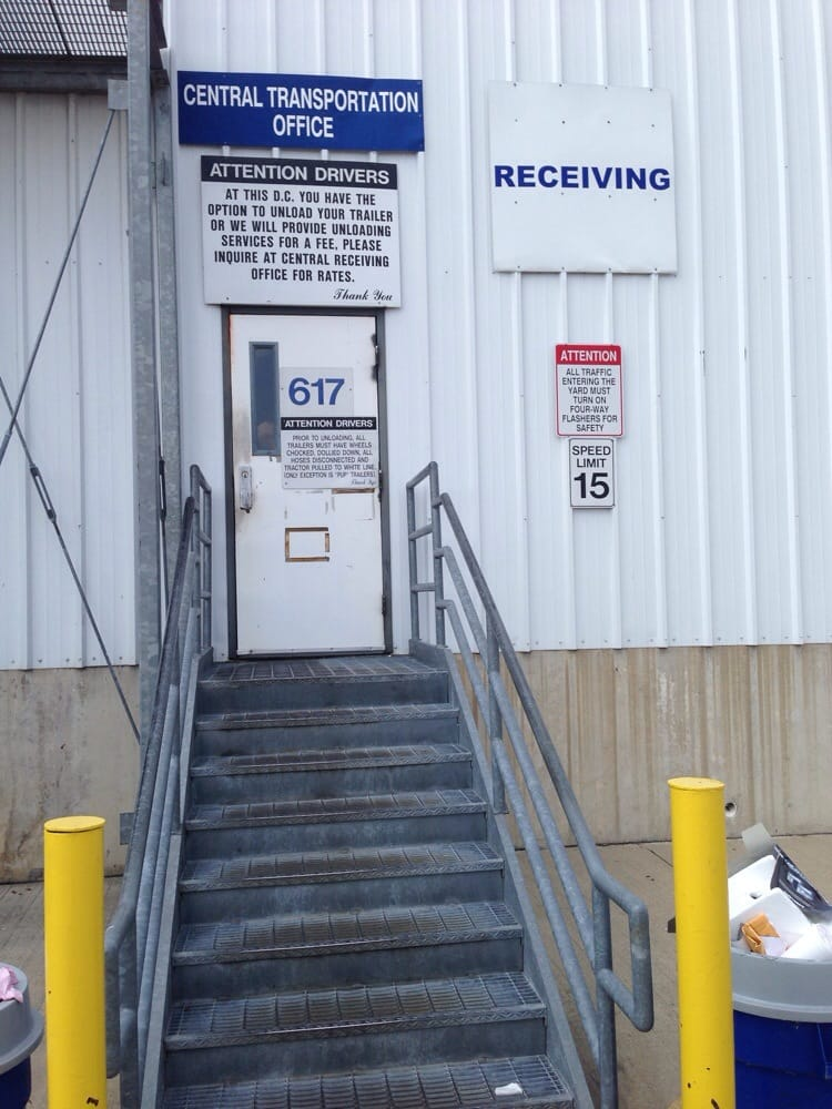 Walmart Distribution Center - 1400 Old Chillicothe Rd SE ...
