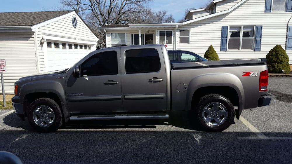 2012 gmc sierra purchased from scott doyle yelp. Black Bedroom Furniture Sets. Home Design Ideas