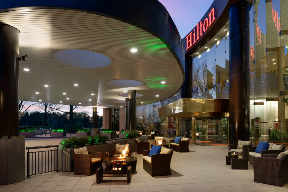 Hilton Washington Dulles Airport: 13869 Park Center Road, Herndon, VA