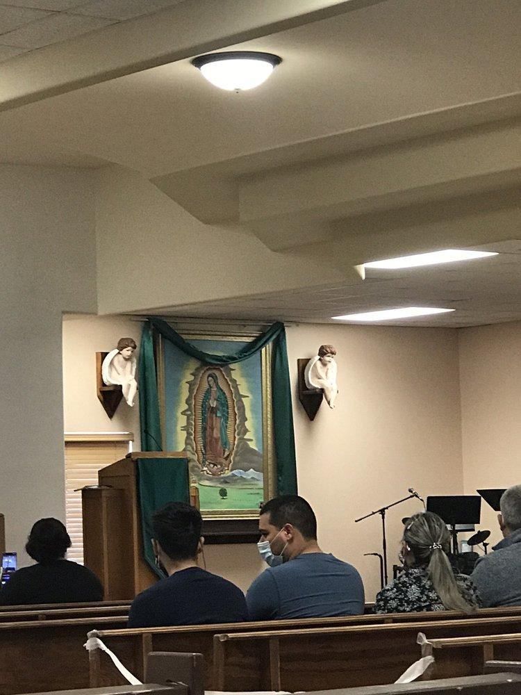 Immaculate Heart of Mary Church: 8300 De Alva Dr, Canutillo, TX
