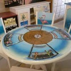 Custom Hand Painted Furniture S 55 11th St N Beaches Jacksonville Beach Fl Phone Number Yelp