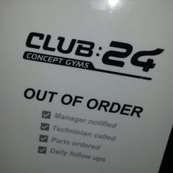 Club 24 Concept Gyms