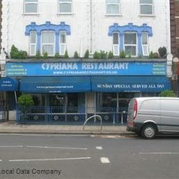 Cypriana Restaurant London