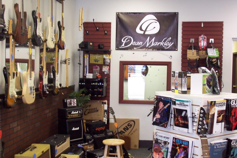 Ron Zehel Guitar Center: 2284 Kresge Dr, Amherst, OH