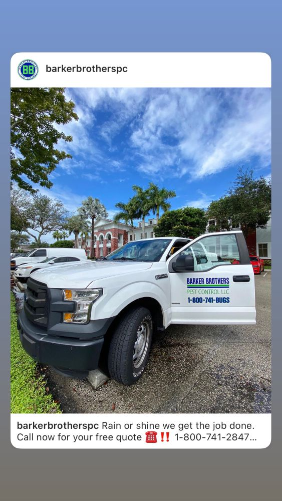 Barker Brothers Pest Control