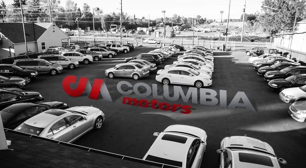 Columbia motors 23 photos 33 reviews auto loan providers 10820 se division st for Interior car detailing portland or