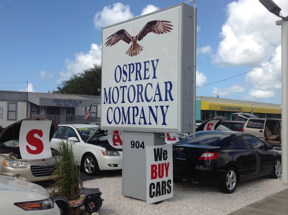 Osprey Motorcar Company - Car Dealers - 904 S Tamiami Trl, Osprey ...