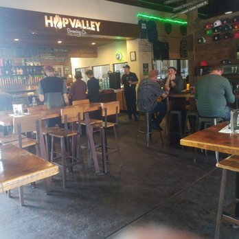 Hop Valley Brewing Company - Order Food Online - 207 Photos