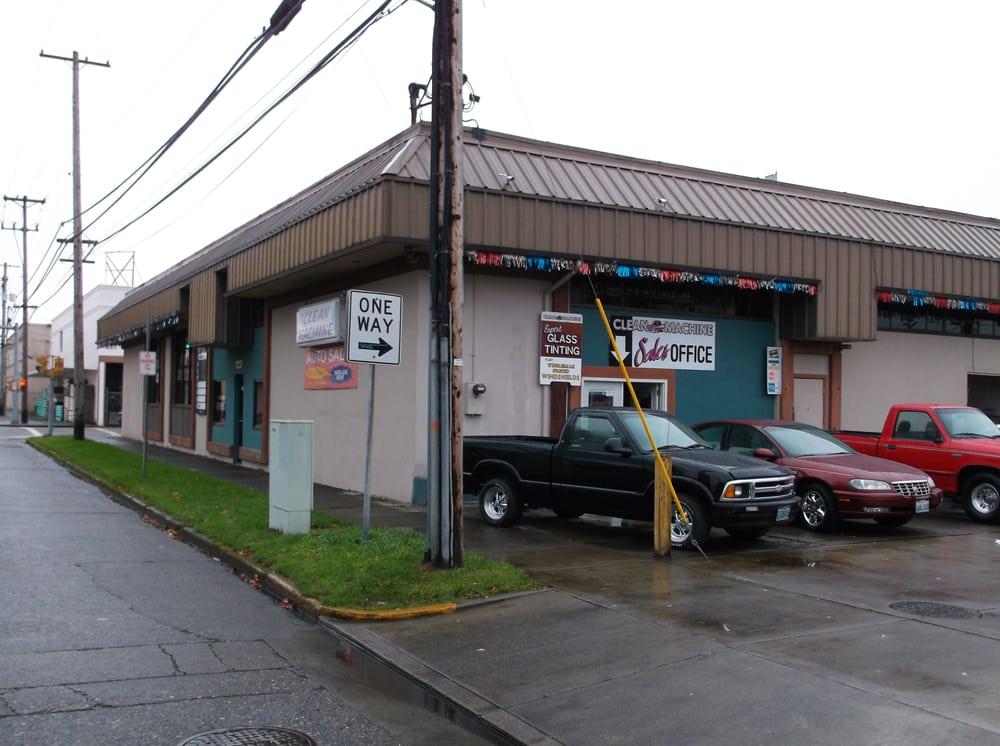 Clean Machine: 1170 Commerce Ave, Longview, WA