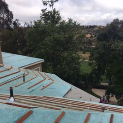 Photo Of Above All Roofing   San Jose, CA, United States. Poly Glass