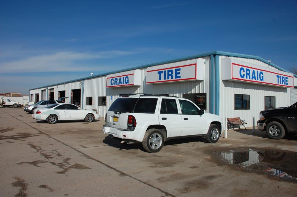 Craig Tire: 19236 Highway 314, Belen, NM