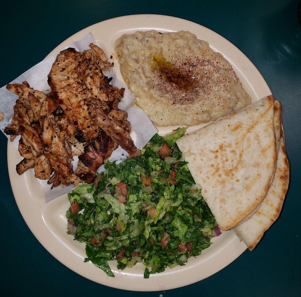 The Sahara Grill
