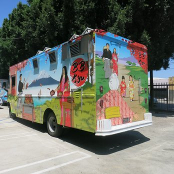 Food Truck Stop Request Los Angeles