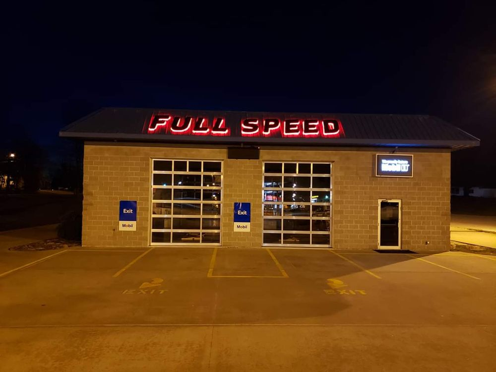 Full Speed Oil Change: 542 E Industrial Park Rd, MURPHYSBORO, IL