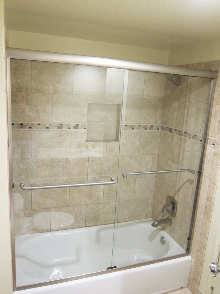 Los angeles bathroom remodeling 29 photos builders for Bathroom remodel yelp