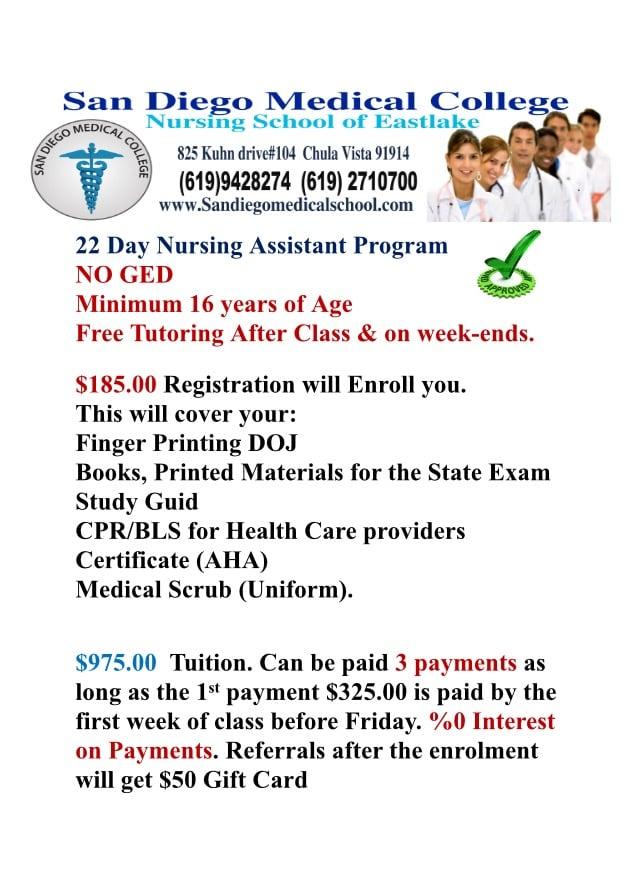 San Diego Medical College 64 Photos 25 Reviews Vocational
