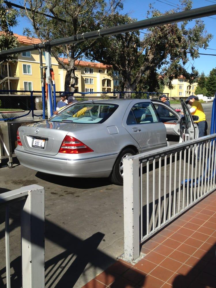 Hand Car Wash Burlingame