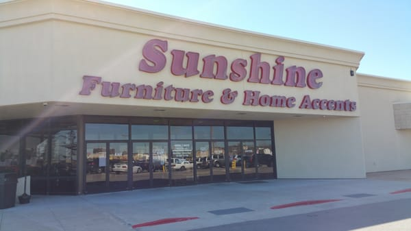 Sunshine Furniture M Bel 7178 South Memorial Dr Tulsa Ok Vereinigte Staaten