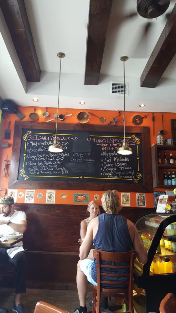 Lemoni Pizza Kitchen Miami Fl