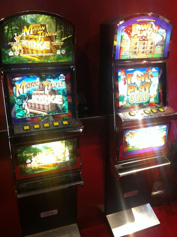 Slot Machine Vlt