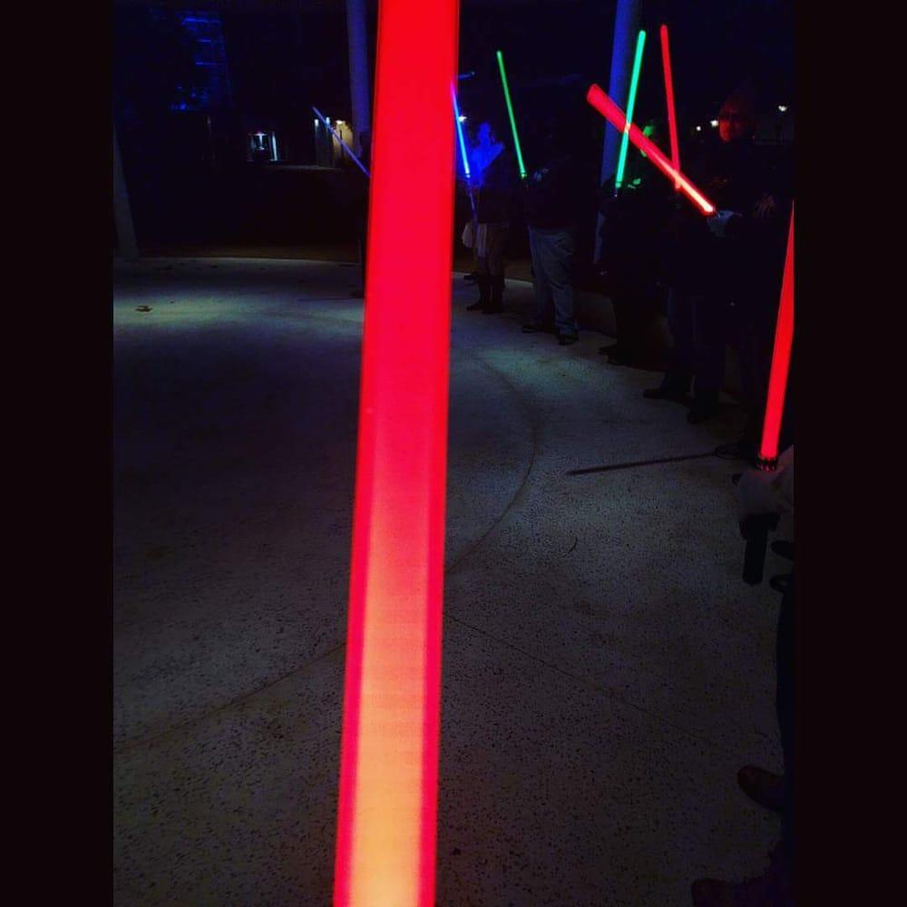Lightsaber OKC: 301 W Reno Ave, Oklahoma City, OK