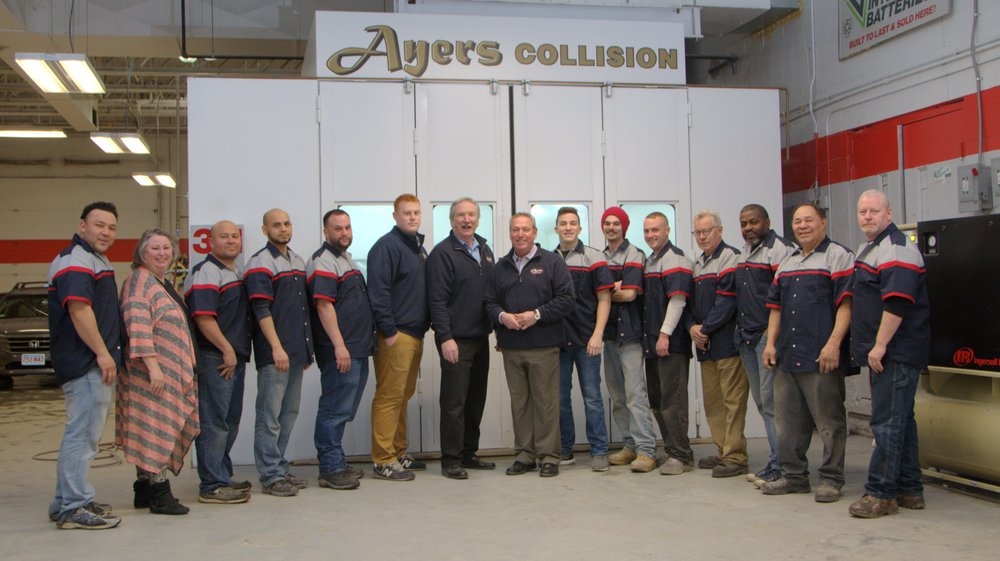 Ayers Collision Center