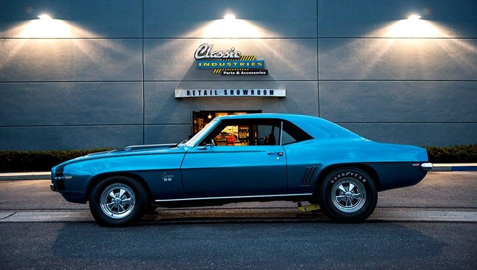 Classic Industries - 18460 Gothard St, Huntington Beach, CA - 2019